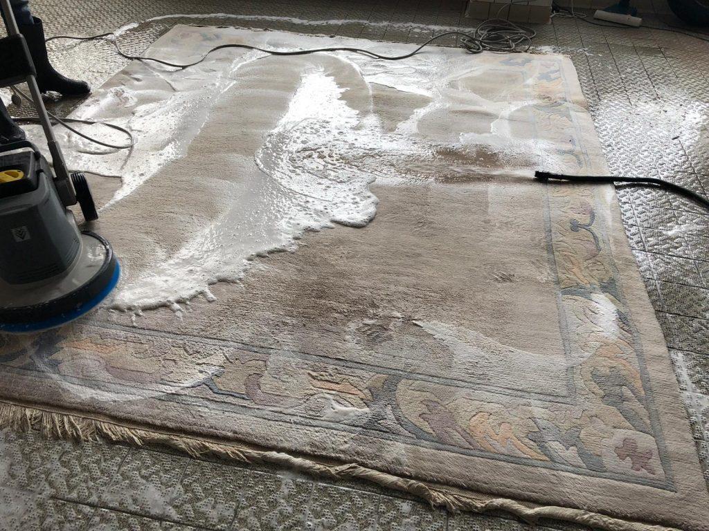 Teppich Waschen