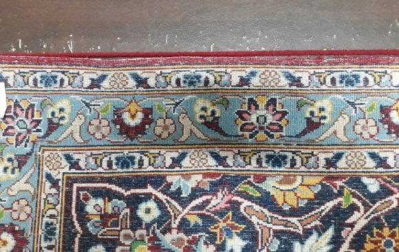 Teppichreparaturen