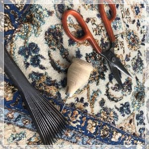 Teppichreparaturen Majid Yousefi